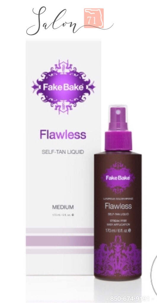 Flawless Fake Bake