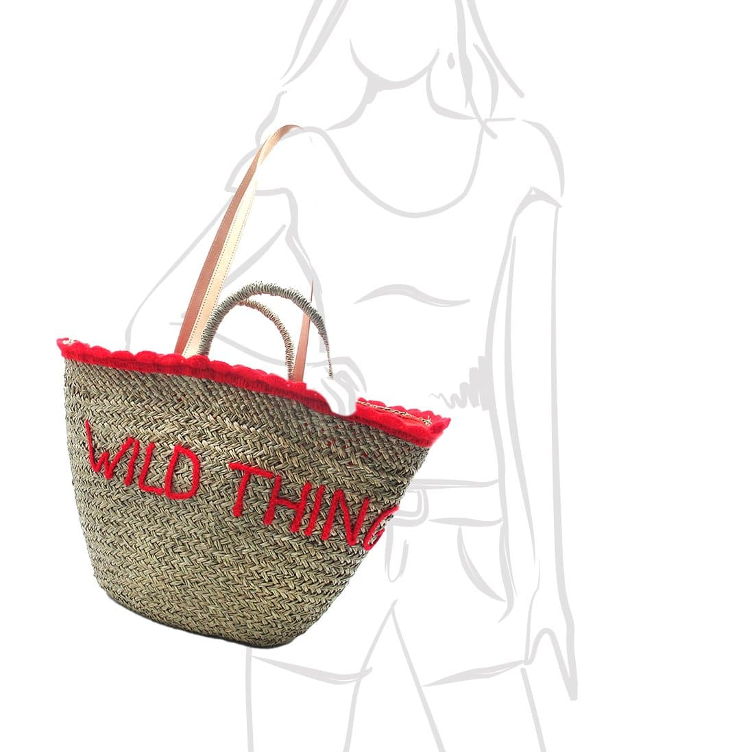 WILD THING BAG - Bali-Bali