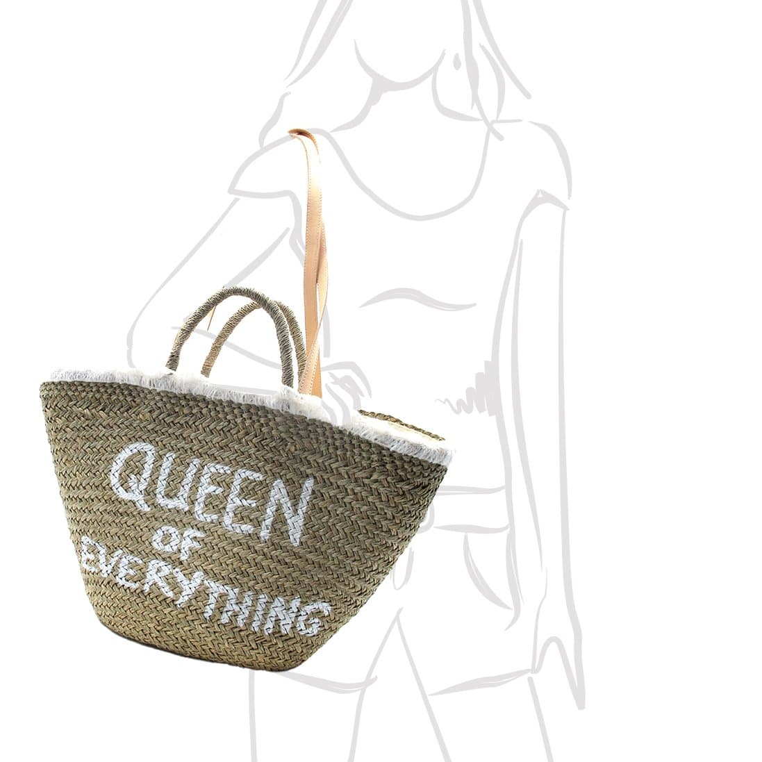 QUEEN OF EVERYTHING BAG - Bali-Bali
