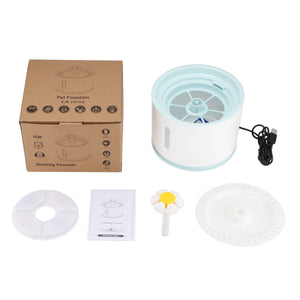 2.4L Automatic Water Fountain For Pets