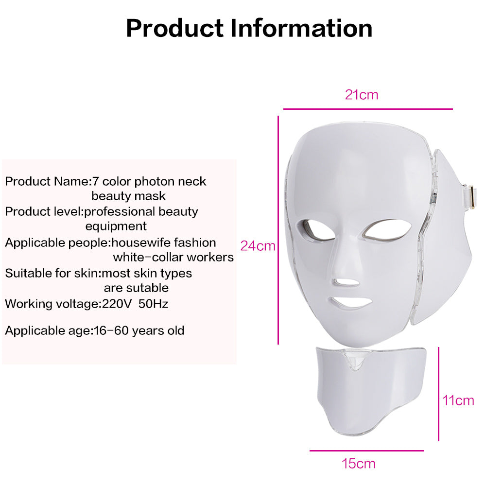 Pure Mask® - Professional Light Therapy Mask