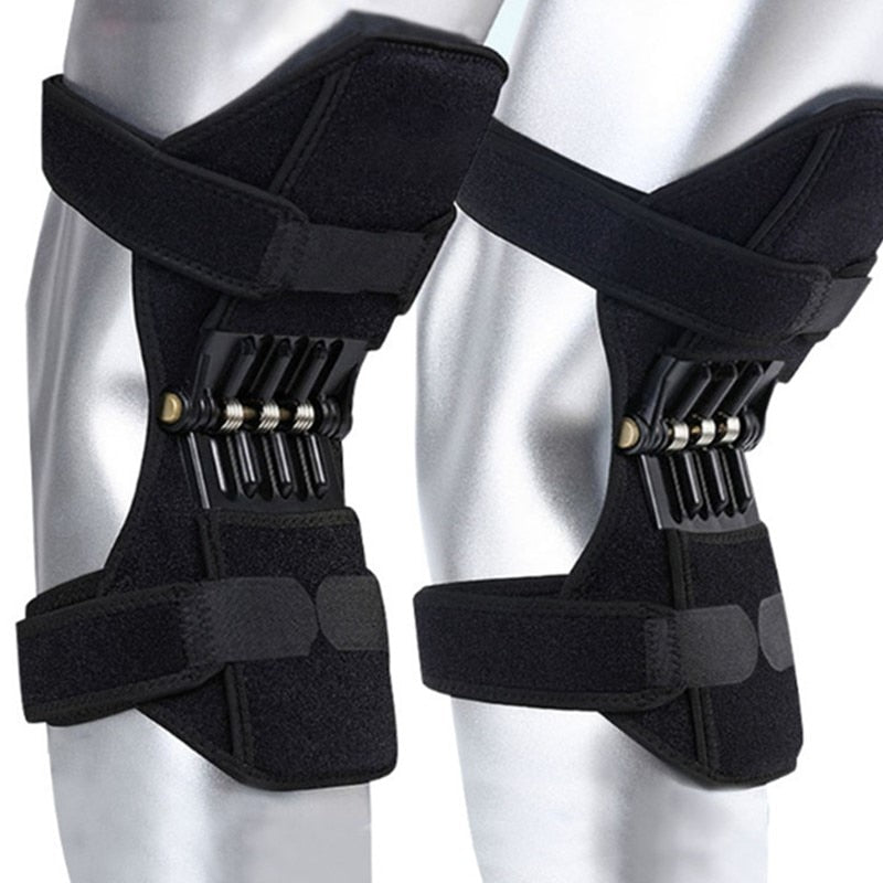 Knee Lifter ™ - Adjustable Joint Support Knee Stabilizer Pads for Joint Pain Relief