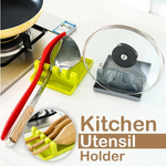 Kitchen Utensil Holder-Set For 2 -  Kitchen Cooking Utensil Holder