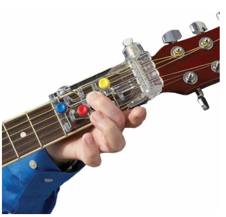 Chord Buddy Guitar Learning System