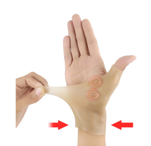 Waterproof Elastic Magnetic Thumb Support - Soft Pain Relief