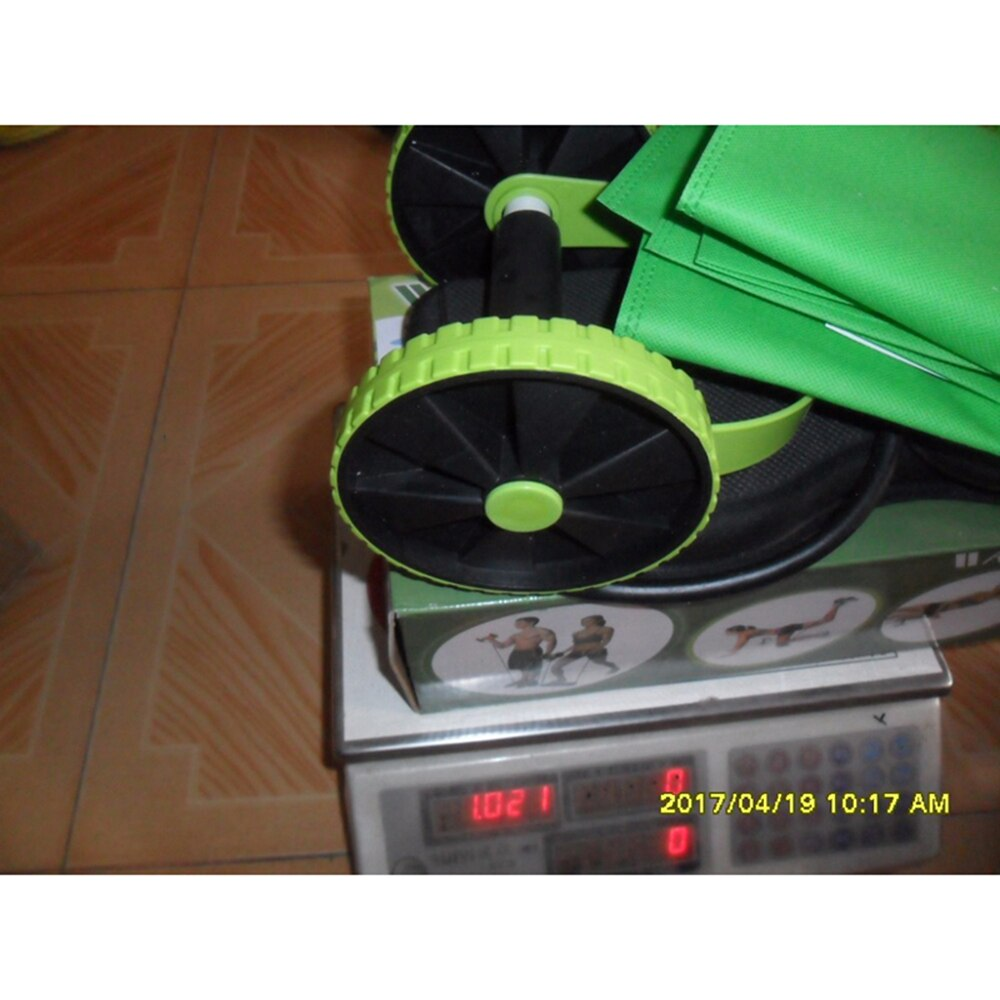 Multi-functional Abdominal Trainer Wheel Roller  - Fitness Equipment