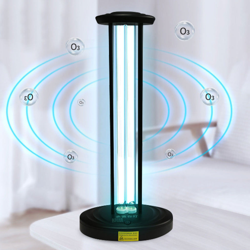 Ultraviolet Lamp -  UV Sterilization Lamp - Kills 99.99% of bacteria and viruses