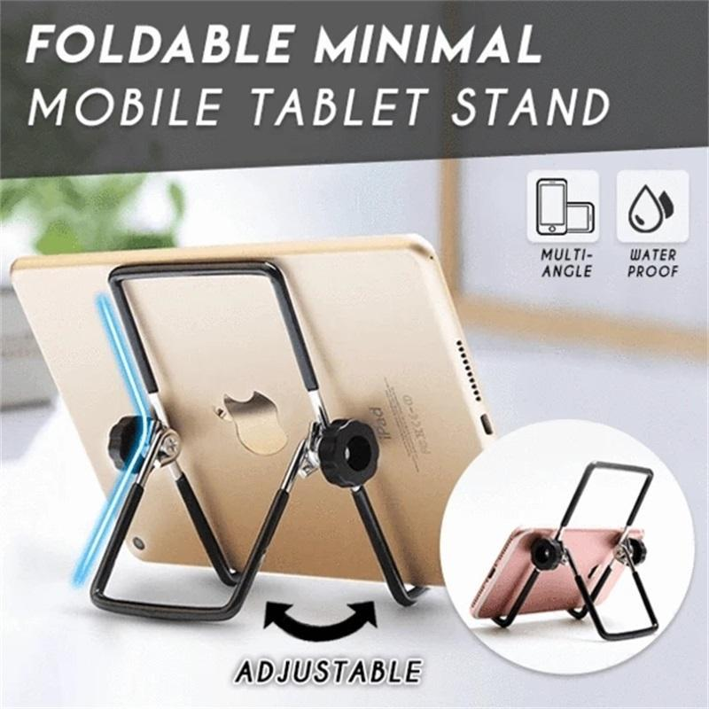 (50% discount today) Foldable mobile tablet holder