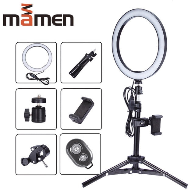 10 Inch LED Ring Light