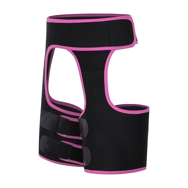 The LuBella Thigh Toner - Slimming Belt Control Fat Shapewear
