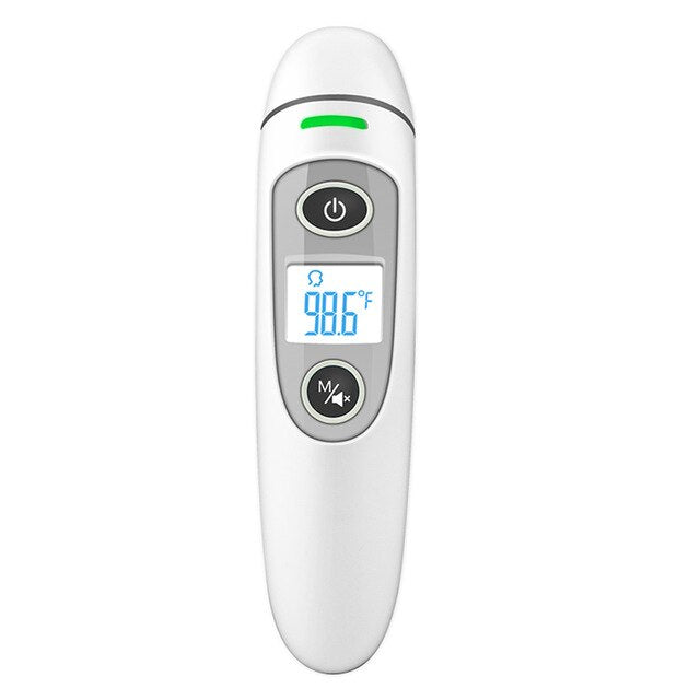 【New Version】Vigorun Medical Forehead and Ear Thermometer