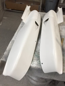 Vhe Oem Fitment Vd Side Pod Top Right