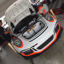 Load image into Gallery viewer, Porsche 991 Gt3 Cup Car  Carbon Fiber Toe String Assembly