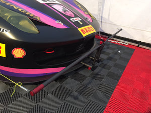 Ferrari F458 Challenge Carbon Fiber Toe String Assembly