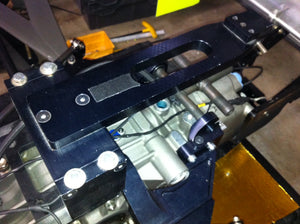 Alignment Jig For Late Model Van Diemen Cars