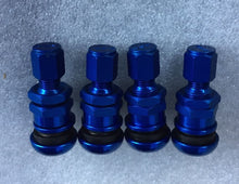 Load image into Gallery viewer, Ray'S  Aluminum Valve Stem Assy (Blue, Set Of 4 )