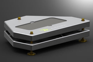 Vhe Designed Set Up Fixture And Scale Pad With Integral Hard Plate And Leveling Feet