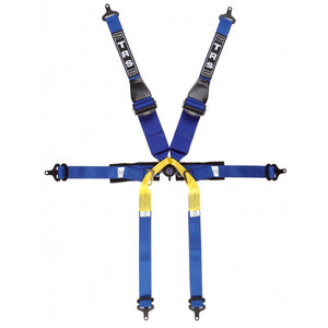 Trs Fia Approved 8853-16 6 Point Harness