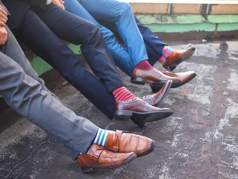How To Match Socks With Your Outfit | Men's Socks Guide