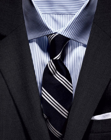 American Regimental Striped Tie
