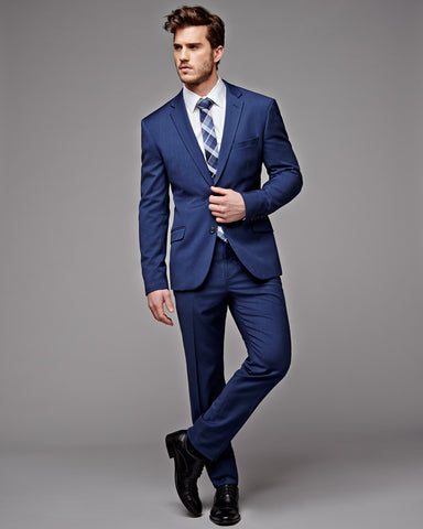 Athletic Fit Suit