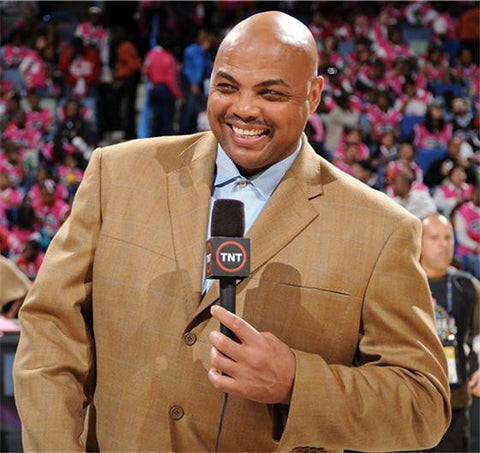 Charles Barkley Suit