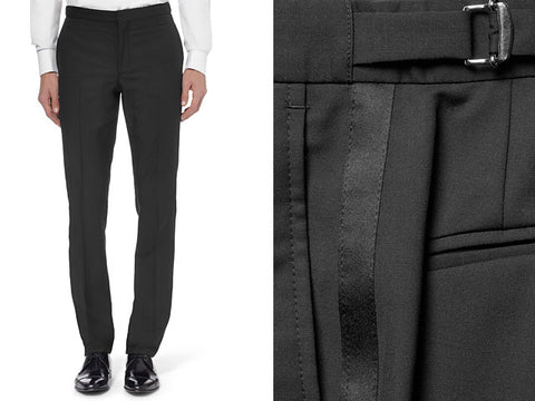 How to Wear a Tuxedo to a Black Tie Event