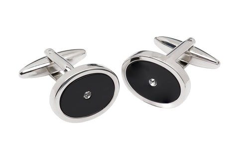 How to Wear a Tuxedo Onyx Black Tie Cufflinks