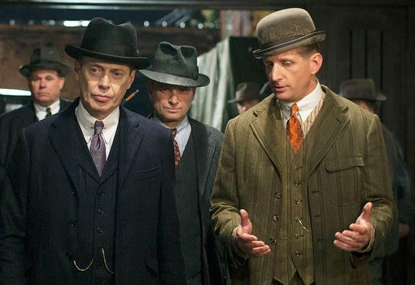 Boardwalk Empire Men's Style