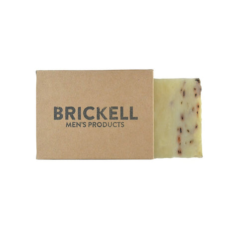 Brickell Men's Products Men's Soap Scrub
