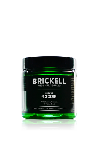 Brickell Men's Products Face Scrub