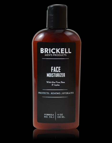 Brickell Men's Products Face Moisturizer