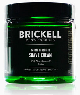 Brickell Men's Products Shaving Cream