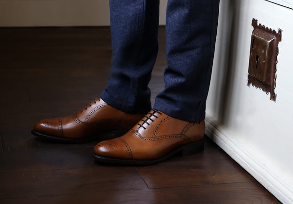 Business Casual Brogues
