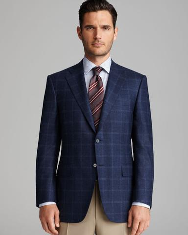 Business Casual Conservative Sports Jacket
