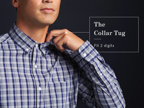 Dress Shirt Collar Fit