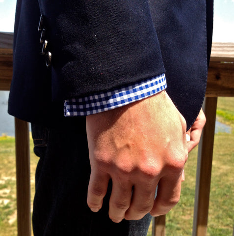Dress Shirt Cuffs