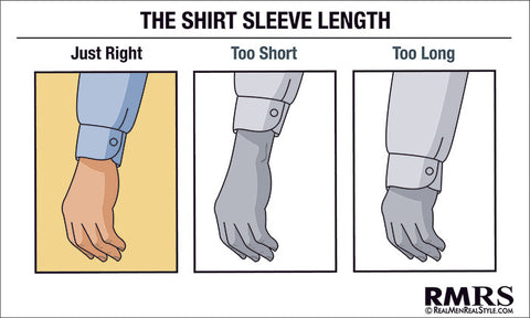 Dress Shirt Sleeve Length