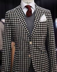 Gingham for fall season