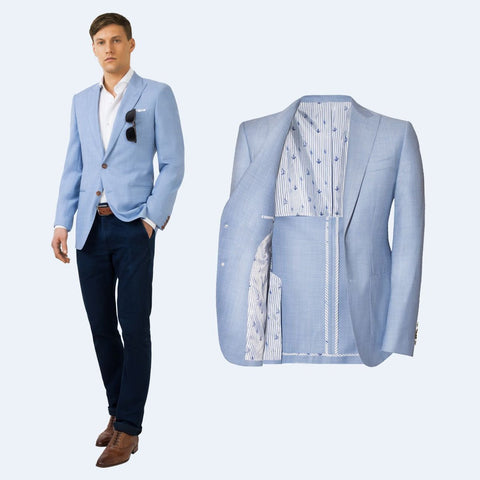 Half Lined Summer Suit