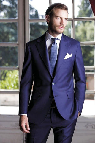 How To Dress For An Interview Mens Guide To Interview Dressing - Interview-suit-color