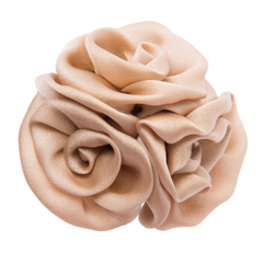 Cream Lapel Flower Blush & Rose Wedding