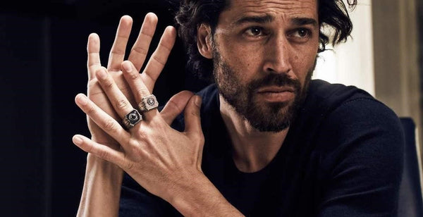 How To Wear Jewelry Men's Rings