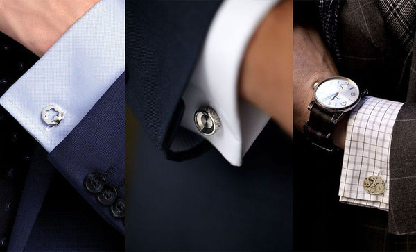 How To Wear Jewelry Cufflinks