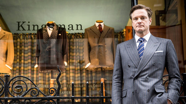 Kingsman Secret Service Men's Style
