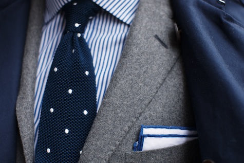 Knit Tie Guide Everything You Need To Know About Knitted Ties
