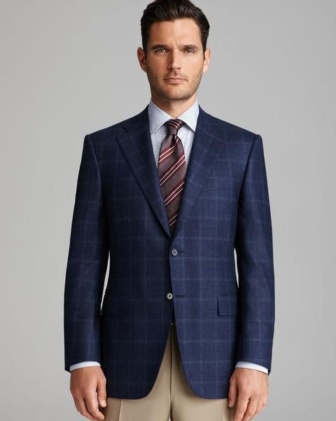 Conservative Sports Jacket Men's Layering