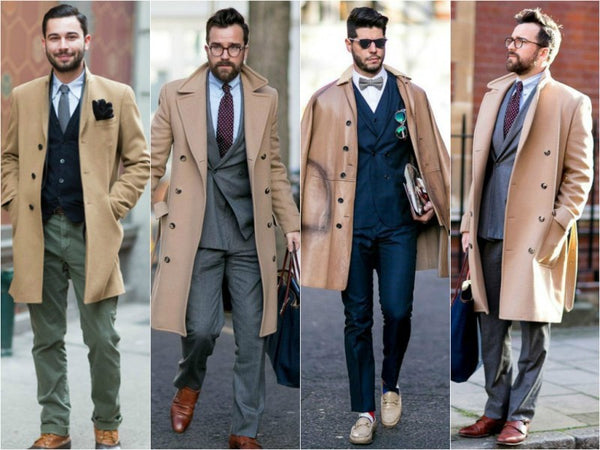 Layering Men's Overcoats