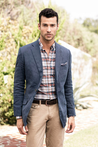 How To Wear A Linen Suit The Dark Knot