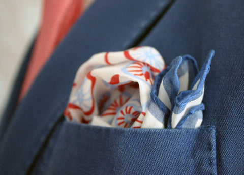 Blazer Pocket Square